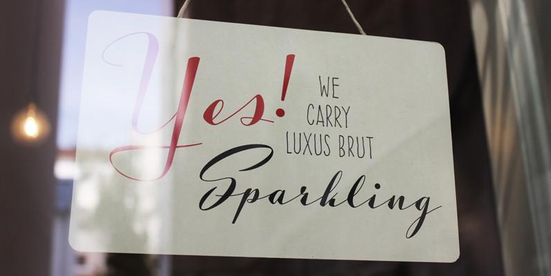 Luxus Brut Sparkling