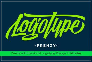 Logotype Frenzy
