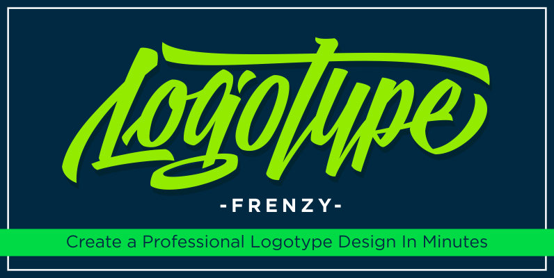 Logotype Frenzy
