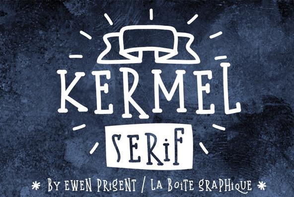 Kermel Serif