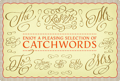 Adorn Catchwords