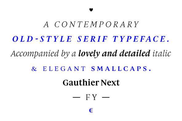 Gauthier Next FY