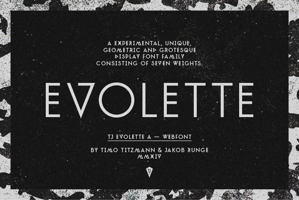 TJ Evolette A Web