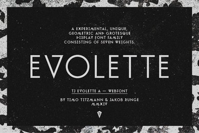 TJ Evolette A Web