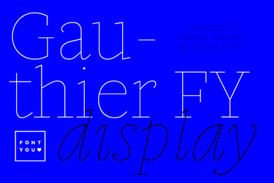 Gauthier Display FY