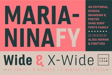 Marianina Extended FY