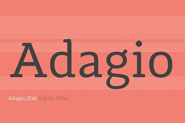 Adagio Slab