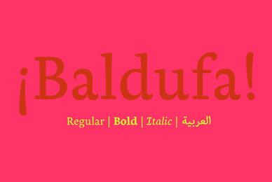 Baldufa
