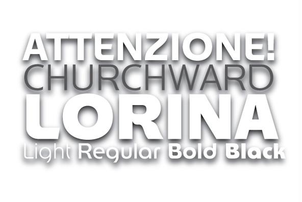 Churchward Lorina