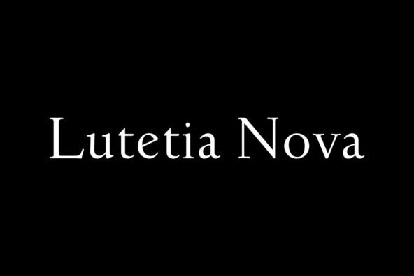 Lutetia Nova