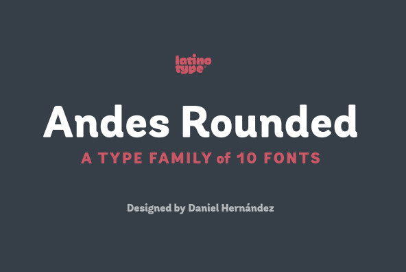 Andes Rounded
