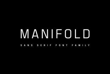 Manifold CF