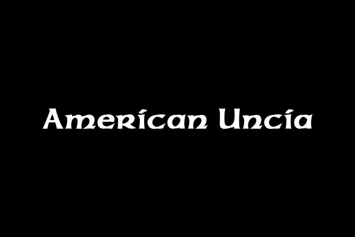 American Uncial