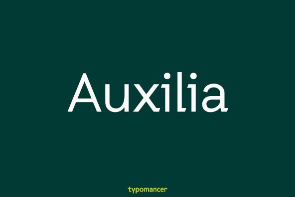 Auxilia