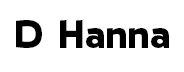 D Hanna
