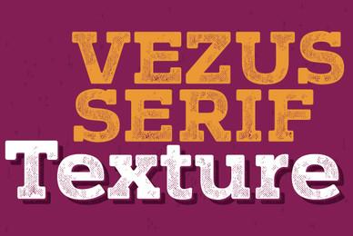 Vezus Serif Texture