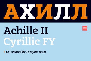 Achille II Cyr FY