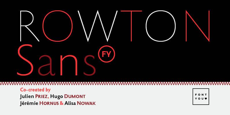 Rowton FY