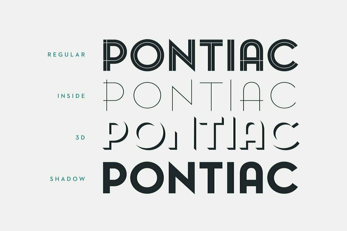 Pontiac Inline