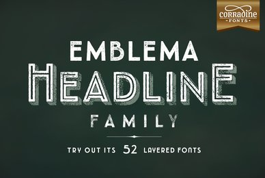 Emblema Headline