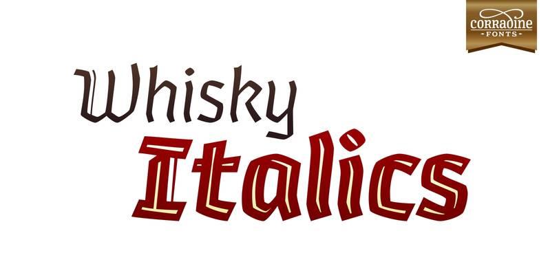 Whisky Italics