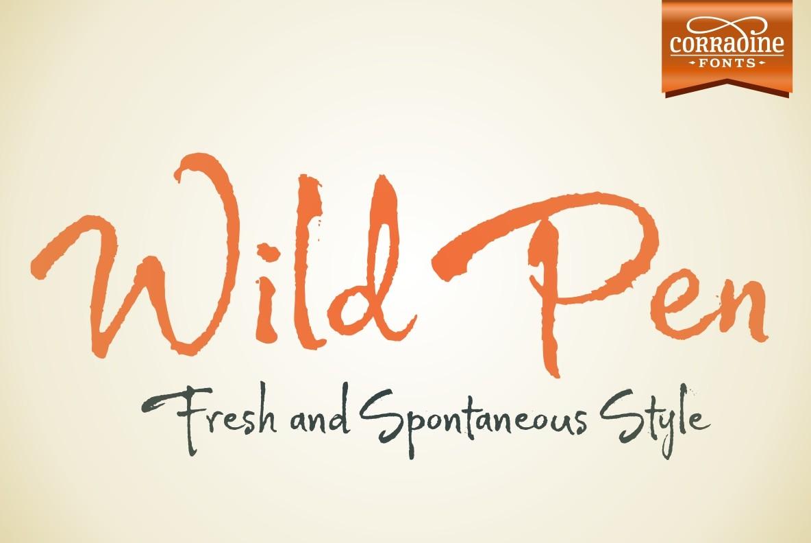 Wild Pen