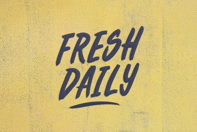 Fresh Daily