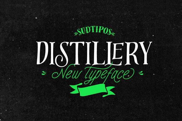 Distillery Set