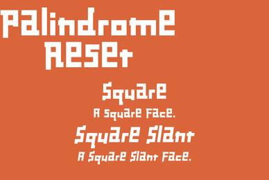 Palindrome Reset