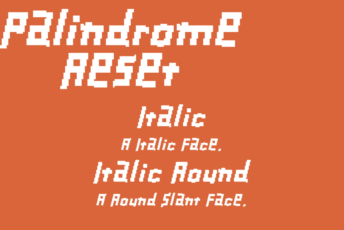Palindrome Reset