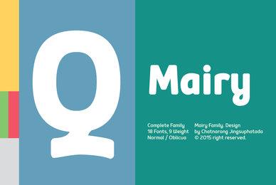 Mairy