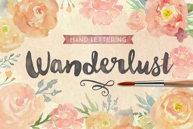 Wanderlust Letters