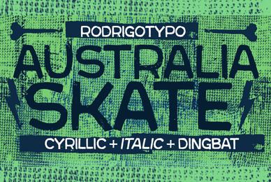 Australia Skate