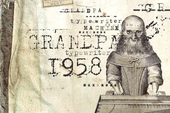 Grandpas Typewriter