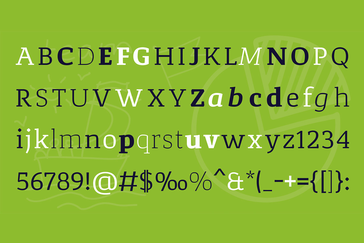 Corpo Serif