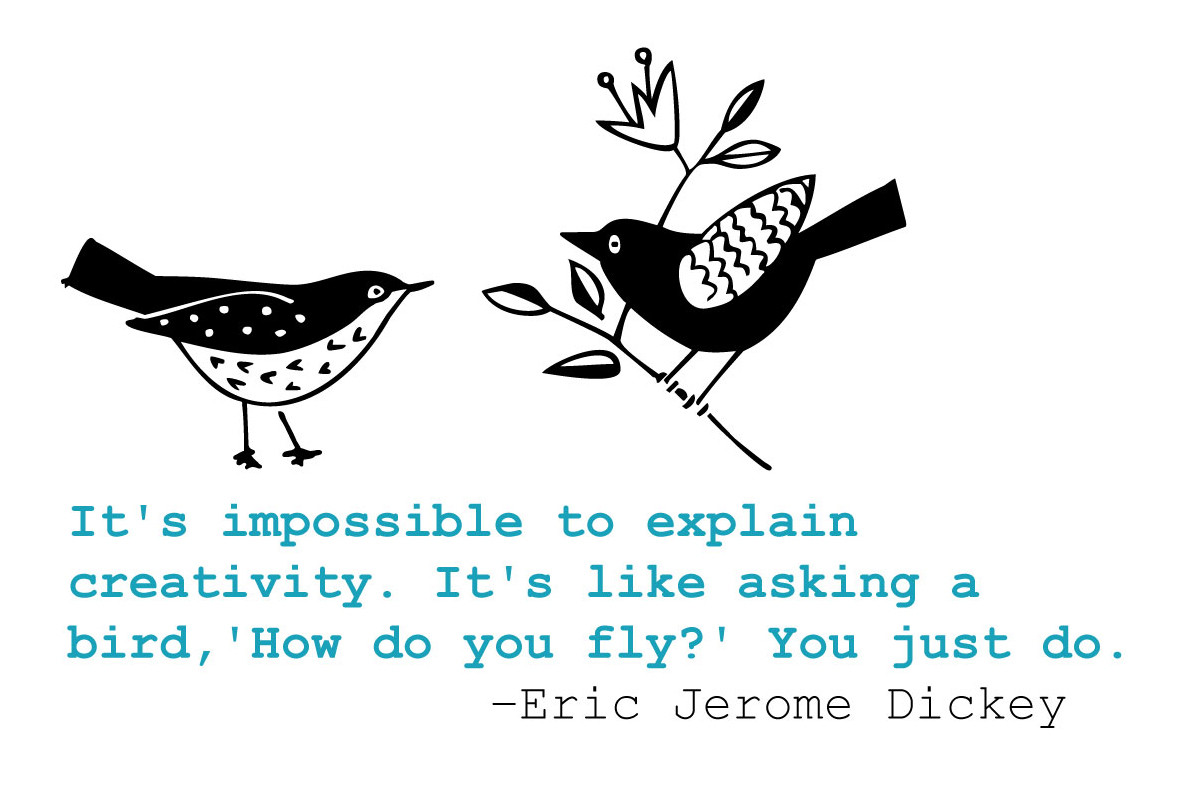 Dickybird Doodles