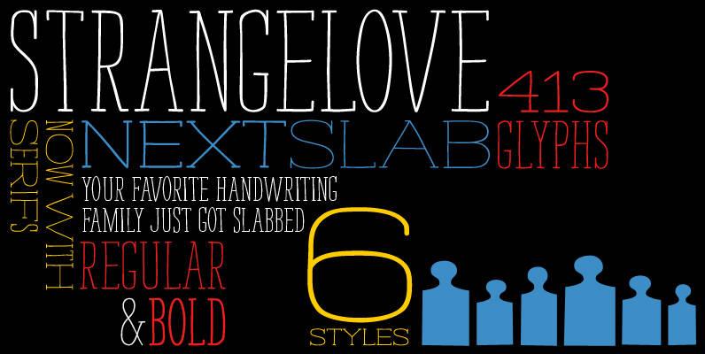 Strangelove NextSlab