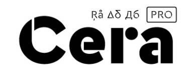 Cera Stencil PRO