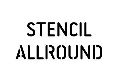 Stencil Allround