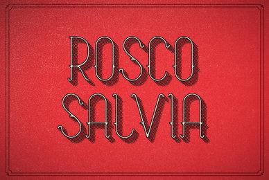 Rosco Salvia