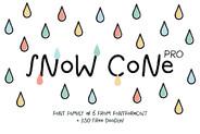 Snow Cone Pro