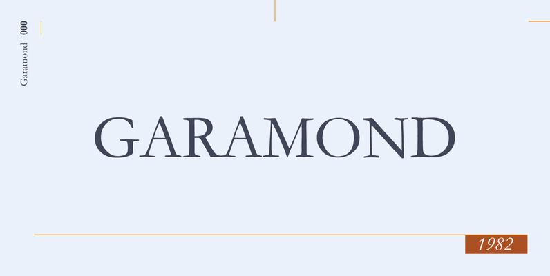 Garamond Antiqua Pro