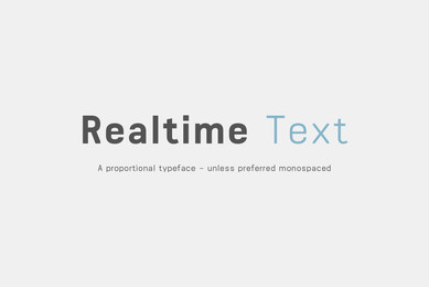 Realtime Text