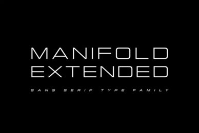 Manifold Extended CF