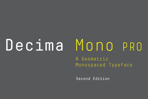 Decima Mono Pro