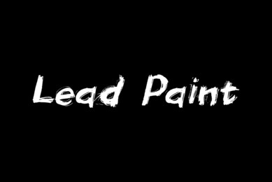 Lead Paint