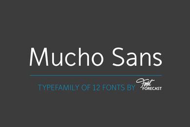 Mucho Sans