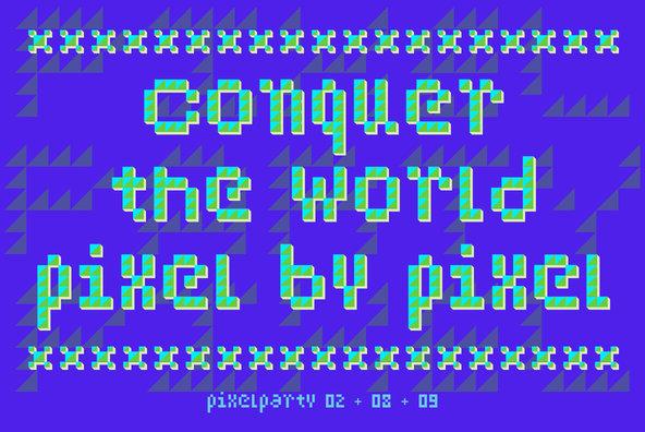 Pixel Party