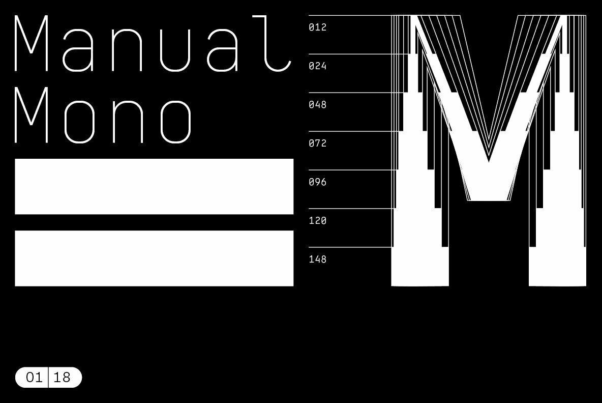 BB Manual Mono Pro