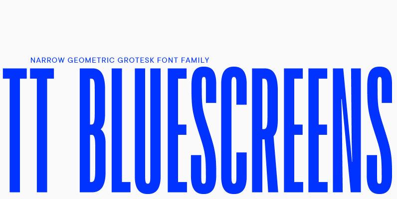 TT Bluescreens